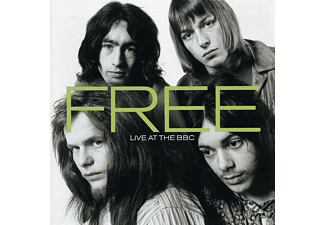 Free - Live At The Bbc - (CD)