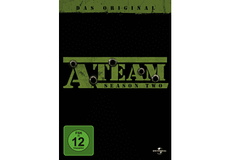A-Team - Staffel 2 [DVD]