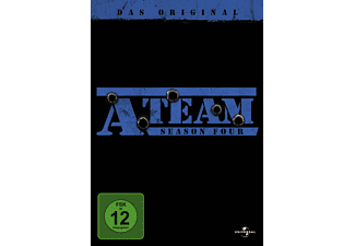 A-Team - Staffel 4 [DVD]