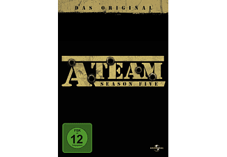 A-Team - Staffel 5 [DVD]