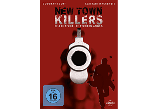 New Town Killers [DVD]