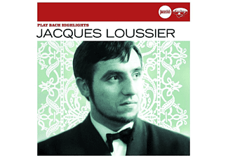 Jacques Loussier - Play Bach Highlights (Jazz Club) [CD]
