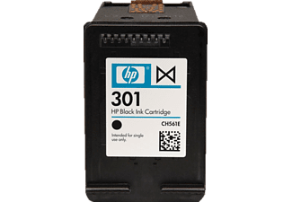 HP 301 Inktcartridge Zwart