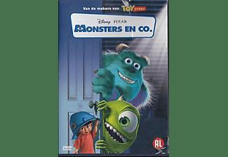 Disney | Disney DVD Monsters en co