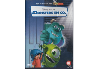 Monsters En Co. | DVD
