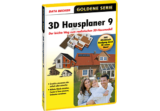 gs 3d hausplaner 9 pc planungs software online kaufen bei mediamarkt. Black Bedroom Furniture Sets. Home Design Ideas