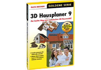 gs 3d hausplaner 9 pc planungs software online kaufen bei. Black Bedroom Furniture Sets. Home Design Ideas