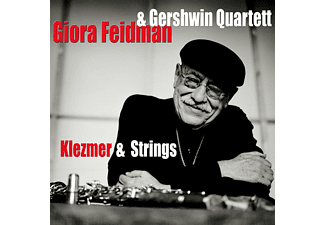 Giora Feidman - Klezmer & Strings - (CD)