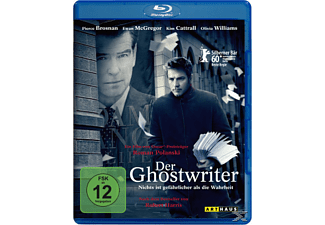 GHOSTWRITER Thriller Blu-ray
