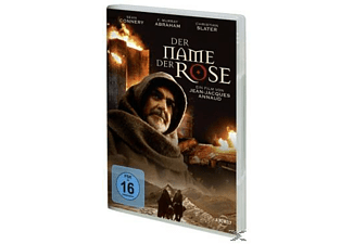 Der Name der Rose Thriller DVD