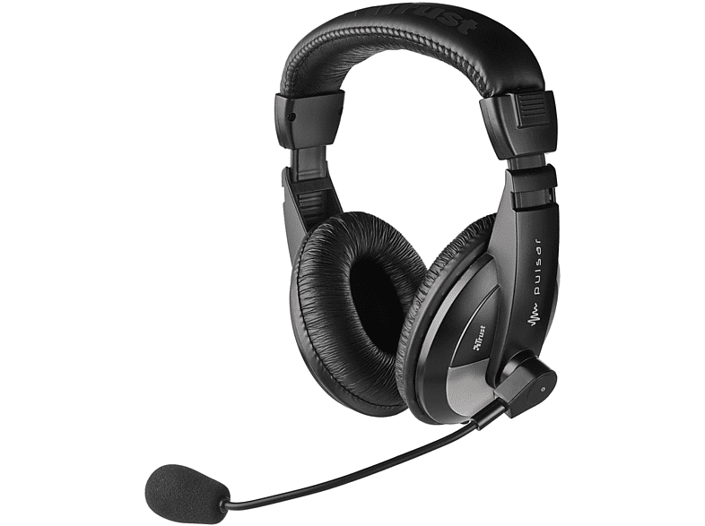 TRUST Quasar Headset 16904 computing   tablets   offline ηχεία  headsets  webcams headsets τηλεόραση   ψυχα