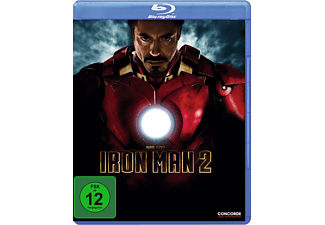 Iron Man 2 Action Blu-ray
