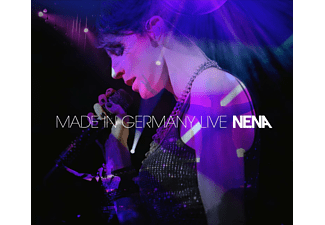 Nena - Made In Germany - Live [CD]