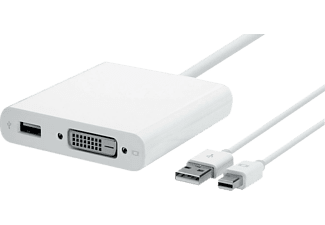 Apple Mini DisplayPort-naar-dual-link-DVI-adapter MB571Z-A