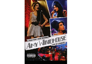 Amy Winehouse I Told You I Was Trouble-Live In London (DVD)