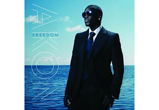 Akon - Freedom (New Version) - (CD)