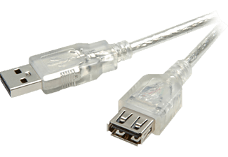 VIVANCO (25411) USB 2.0 CERT. KABEL 1.8M