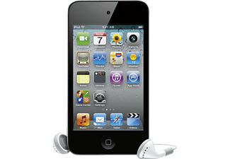 APPLE iPod touch 32GB 4GEN BLACK MC544BT/A