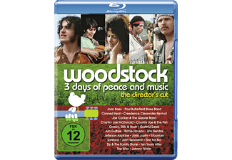 Woodstock - 3 Days of Peace and Music - (Blu-ray)