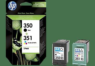350/351 Zwart Combopack (HP83441)
