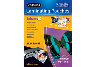 FELLOWES 80 Micron Lamineerhoes Glanzend A3 - 25 pak