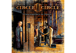 Circle Ii Circle - Consequence Of Power [CD]