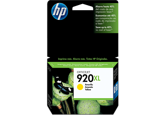 HP 920XL Inktcartridge Geel