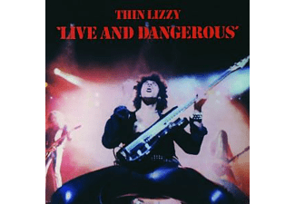 Thin Lizzy - LIVE AND DANGEROUS (DIGITAL REMASTERED) [CD]
