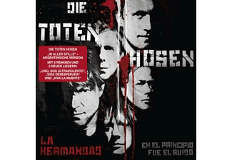 Die Toten Hosen - In Aller Stille (Argentinische Version) - (CD)