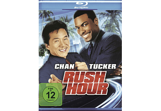 Rush Hour Action Blu-ray