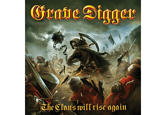 Grave Digger - The Clans Will Rise Again (Jewel Case) - (CD)