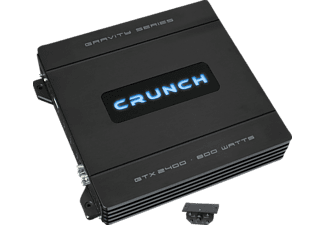 CRUNCH AMP GRAVITY GTX-2400 2X400 WATT