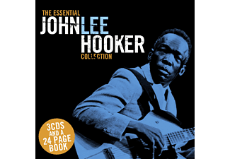 John Lee Hooker - Essential John Lee Hooker Collection [CD]