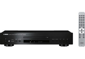 YAMAHA CD-S300, CD Player, Schwarz