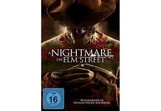 A Nightmare On Elm Street Horror DVD
