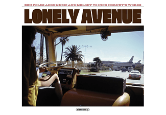 Ben Folds;Nick Hornby - Lonely Avenue [CD]