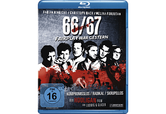 66/67 - Fairplay war gestern - (Blu-ray)