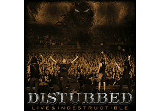 Disturbed - Indestructible [CD + DVD Video]