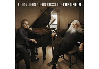 John, Elton + Russell, Leon The Union Pop CD