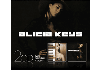 Alicia Keys - SONGS IN A MINOR/THE DIARY OF [CD]