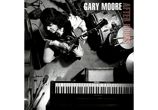 Gary Moore - After Hours-Remastered - (CD)