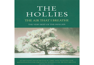 The Hollies - Air That I Breathe-Best Of.. [CD]
