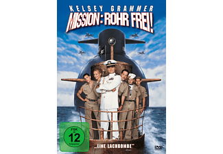 MISSION - ROHR FREI - (DVD)