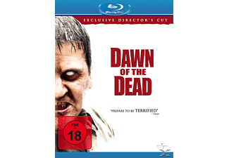 Dawn Of The Dead (Director's Cut) - (Blu-ray)
