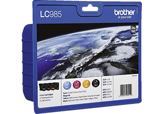 BROTHER LC 985 VALBPDR