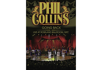 Phil Collins - Going Back-Live At Roseland Ballroom, Nyc [DVD]