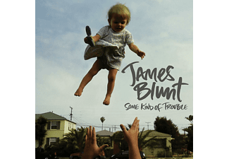 James Blunt - Some Kind Of Trouble - (CD)