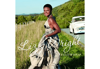 Lizz Wright Fellowship Jazz/Blues CD