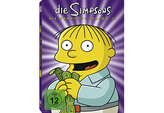 Die Simpsons - Staffel 13 [DVD]