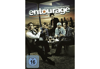 ENTOURAGE - STAFFEL 2 [DVD]